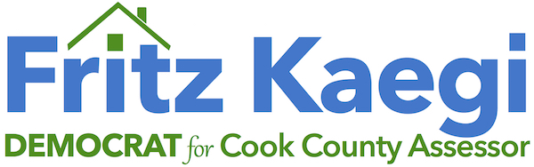 Fritz Kaegi for Cook County Assessor