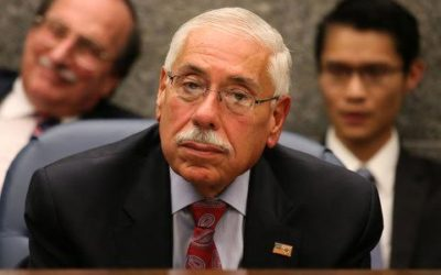 "STATEMENT: Assessor Candidate Kaegi: Berrios' patronage habit   ""flagrant and troubling"""