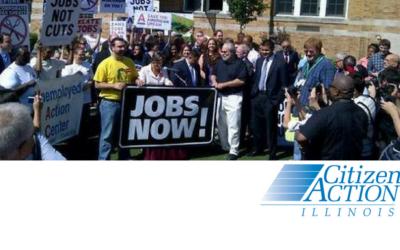 Citizen Action/Illinois, State's Largest Public Interest Organization, Backs Assessor Candidate Fritz Kaegi