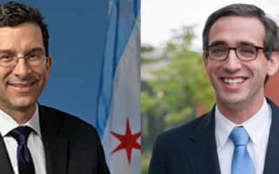 Progressive Caucus Chair Waguespack, State Rep. Guzzardi Endorse Democrat Fritz Kaegi For Assessor